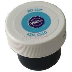 Wilton Jel Gıda Boyası Mavi (Sky Blue) - 8.99 ₺
