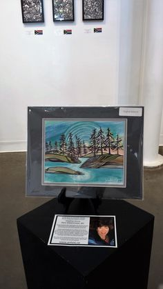 Heather Elizabeth Curry's water color & Ink painting took centre stage at the FCA Gallery this week. Granville Island, Artist Gallery, Canadian Artists, Ink Painting, Center Stage, Centre, Vancouver, Original Artwork, Watercolor