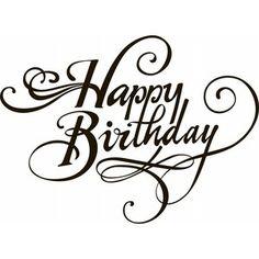 Happy Birthday #post to a friend