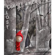Steve Horrocks lost in the woods