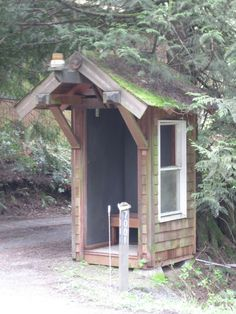 Rural School Bus Shelter Do It Yourself Home Projects