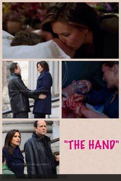 "Mariska Hargitay (Olivia Benson) / Dean Winters - ""The Hand"" (Brian Cassidy)"