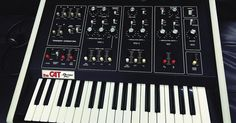 Website dedicated to the world of synths.