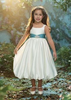 "For Your Flower Girl | Community Post: 63 Ideas For Your ""Little Mermaid"" Wedding"