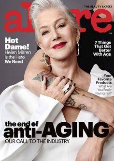 US beauty magazine A