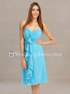 Style BR102-Wedding Bridesmaid Dresses