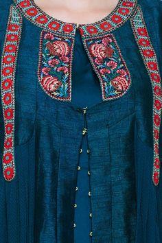 Kurta Designs, Blouse Designs, Zardozi Embroidery, Tailoring Techniques, Indian Tunic, Suit Pattern, Shalwar Kameez, Girl Fashion, Womens Fashion