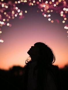 Magical days turn to beautiful nights.
