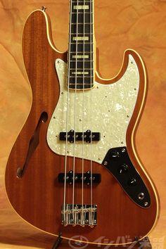 Fender Japan Jazz Bass JB-HO VMH (Vintage Mahogany)
