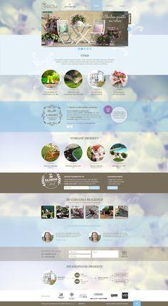 web for our favourite garden designers www.flor-art.sk
