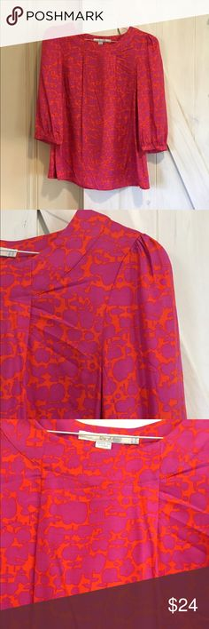 Boden top, size 8 Boden blouse, size 8. Great condition! Boden Tops Blouses