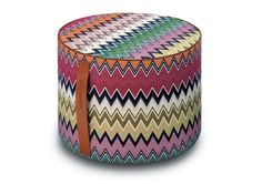 Togo Pouf by Missoni Home