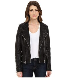 Designer Clothes, Shoes & Bags for Women Coats For Women, Jackets For Women, Vegan Leather Jacket, Blank Nyc, Moto Jacket, Outerwear Jackets, Biker, Undyne Cosplay, Motorcycle Jackets