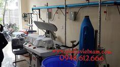 Hóa chất giặt là công nghiệp: Cung cấp máy giặt công nghiệp, máy giặt khô, hóa c...