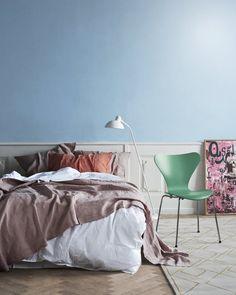 Inspiration für's Schlafzimmer: Serie 7 von Fritz Hansen | online kaufen im stilwerk shop | ab € 382,-