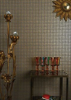 Mosaic Wallpaper - Cole & Son - Geometric II Collection