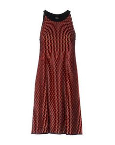 M MISSONI Knee-length dress. #mmissoni #cloth #dress #top #skirt #pant #coat #jacket #jecket #beachwear #