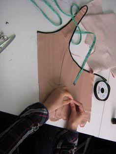 make a corset