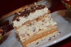 Kuchenne hity ... : Ciasto Lion Polish Recipes, Polish Food, Vanilla Cake, Sweet Recipes, Banana Bread, Ale, Recipies, Food And Drink, Yummy Food