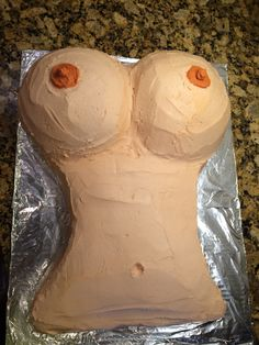 Boobie Cake For A Grown Man My Cakes Pinterest Cake