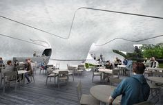 Serpentine Galleries Pavilion 2014 designed by Smiljan Radić :: THE LONDON DESIGN FESTIVAL