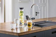 Homeplaza: Teegenuss dank smarter Trinkwasserspender