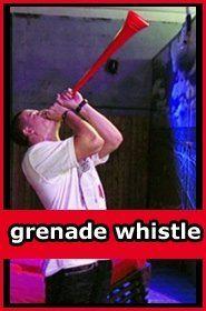 Jersey Shore Granade Whistle