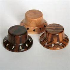 Image result for custom guitar knobs