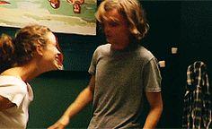 Criminal Minds Fans — tobaescurtis: Matthew Gray Gubler + kisses