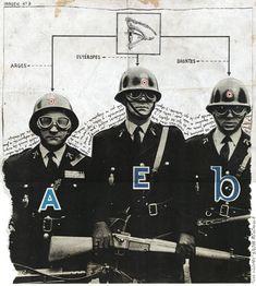 Los cíclopes ( Serie: El laberinto griego P1-07 ) / Técnica mixta / 20 x 22 cm / 1998 Movie Posters, Movies, Art, Greek, Labyrinths, Art Background, Films, Film Poster, Kunst