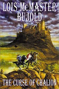 The Curse of Chalion - Lois McMaster Bujold. Holiday read no. 4 - this was a really really good one!