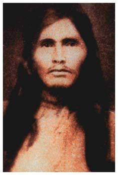 Ned Christie....Christie was born at Wauhillau, Going Snake District, Cherokee Nation, in the present-day state of Oklahoma. He was the son of the Removal Era, Trail of Tears, survivors, Watt and Lydia (Thrower) Christie. They were of the Keetowah band, the most traditional of Cherokee peoples. As a child and young man, Christie was a marble champion, stick ball player and popular fiddle player.