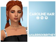 Caroline Hair   aharris00britney on Patreon