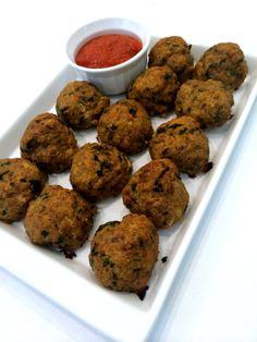 Sneaky Meatballs - Chef Kerri Anne http://chefkerrianne.blogspot.com/2014/06/recipe-sneaky-meatballs.html