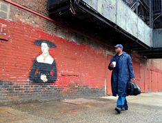 5- A Global Art Project Brings Paintings of Anonymous Figures out of Museums and onto the Streets