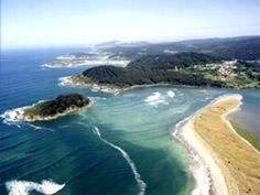 Ortigueira- Galicia. Uno de los lugares mas emblemáticos de España