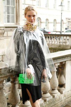s/s14 London Fashion Week: Women's street shots