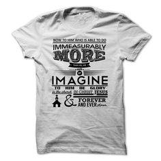 Ephesians 3:20 T-Shirt - Hot Trend T-shirts
