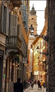Parma is a city in the Italian region of Emilia-Romagna famous for its prosciutto, cheese, architecture and surrounding countryside. This is the home of the University of Parma, one of the oldest universities in the world...,from Iryna