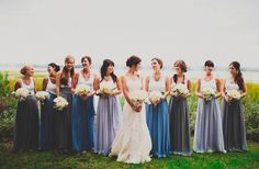 A Bridesmaid Look Your Girls Will Actually Wear Again (Seriously)