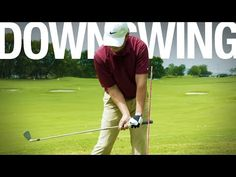 How To Start Your Downswing For Explosive Power - YouTube