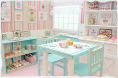 Patisserie Les Sucreries - Diorama | Flickr - Photo Sharing!