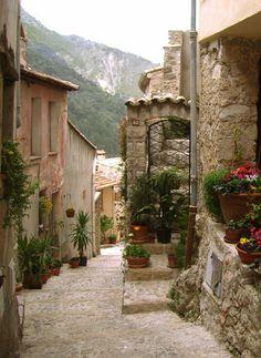 Sainte-Agnès ~ Provence ~ Alpes Côte d'Azur