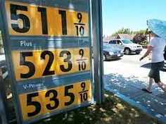 Gas Prices are Sky High!
