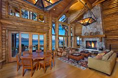 Mansion dream house: Oracle Billionaire Larry Ellison's Stunning Lake Tahoe Getaway Compound