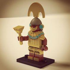#legocustom de #señordesipan... #minifigura #lego #minifigures #sketching…