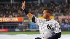 Oficial: Los Yankees le dan de baja a A-Rod a quien adeudan más de US$ 27 millones
