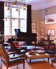 Upper West Side Artist Residence - New York - Fairfax & Sammons Architects - Classical & Traditional Architects NYC