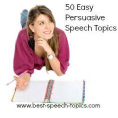 Easy informative essay topics