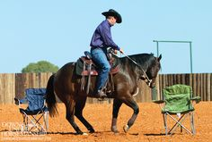 Training Tip: Use What You Got, Part 1. It's important to have a good balance of consistency and variety in training your horse.